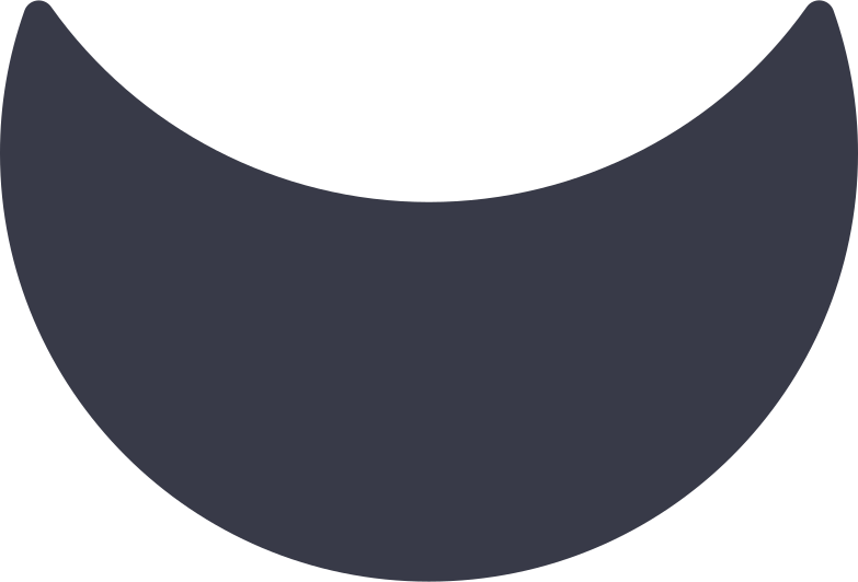 style crescent shape Vector images in PNG and SVG | Icons8 Illustrations