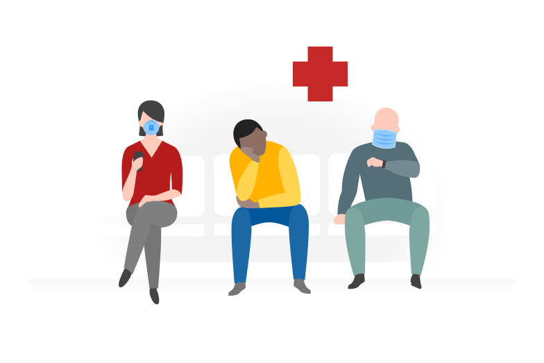 style Doctor's visit Vector images in PNG and SVG | Icons8 Illustrations