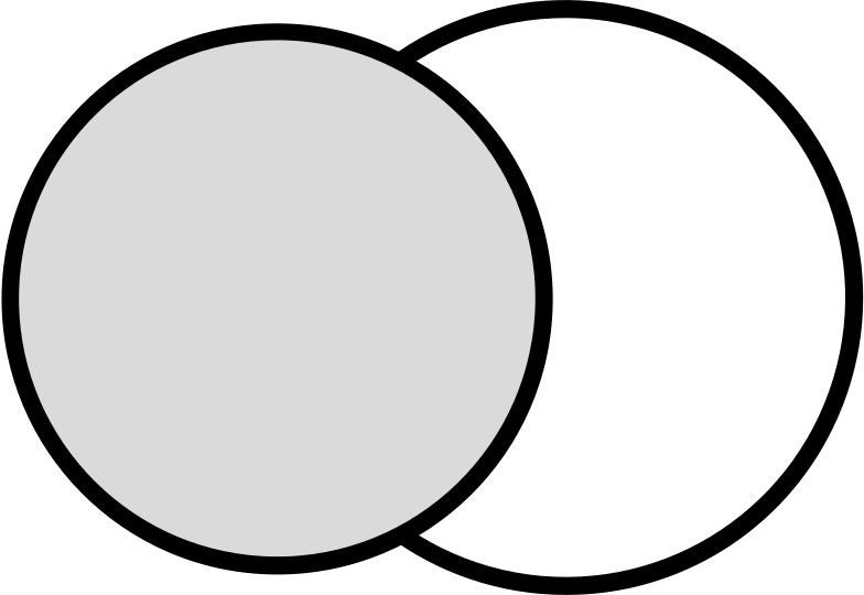 e circles on the diagram Clipart illustration in PNG, SVG