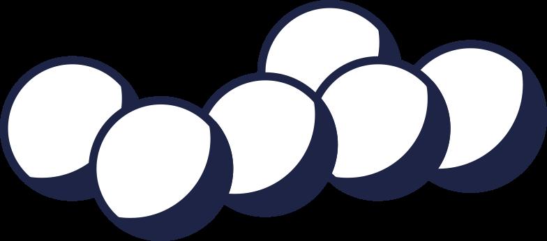 apples 2 line Clipart illustration in PNG, SVG