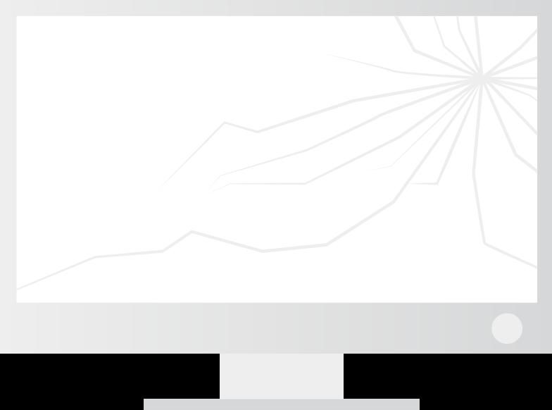 kaputter fernseher Clipart-Grafik als PNG, SVG