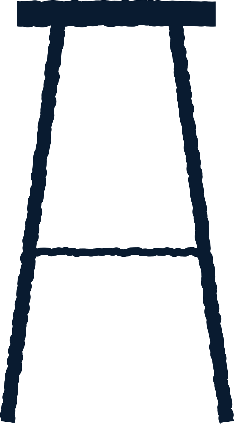 Immagine Vettoriale sedia da bar in PNG e SVG in stile  | Illustrazioni Icons8