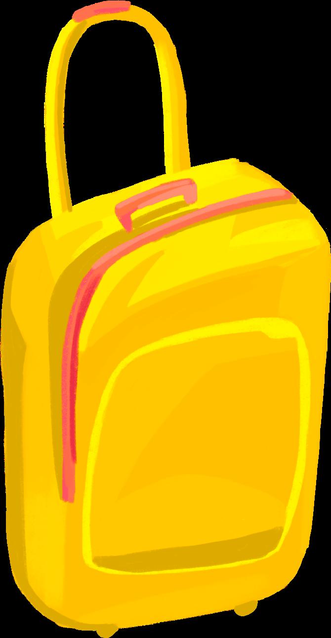 Imágenes vectoriales bag yellow en PNG y SVG estilo  | Ilustraciones Icons8