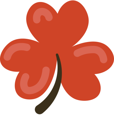 style shamrock images in PNG and SVG   Icons8 Illustrations