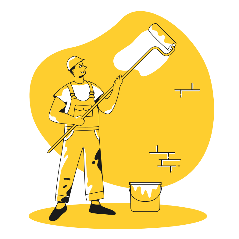 style Painter Vector images in PNG and SVG | Icons8 Illustrations