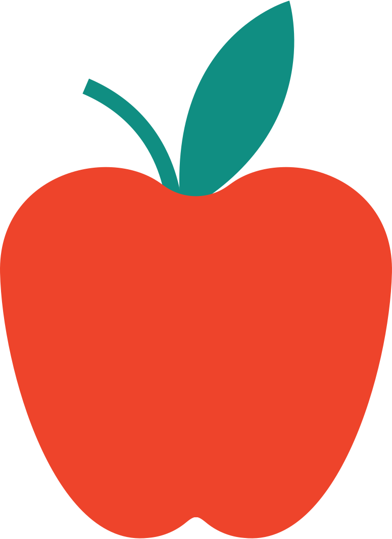 Immagine Vettoriale mela in PNG e SVG in stile  | Illustrazioni Icons8