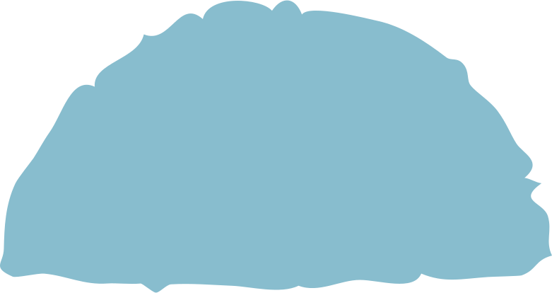 semicircle Clipart illustration in PNG, SVG