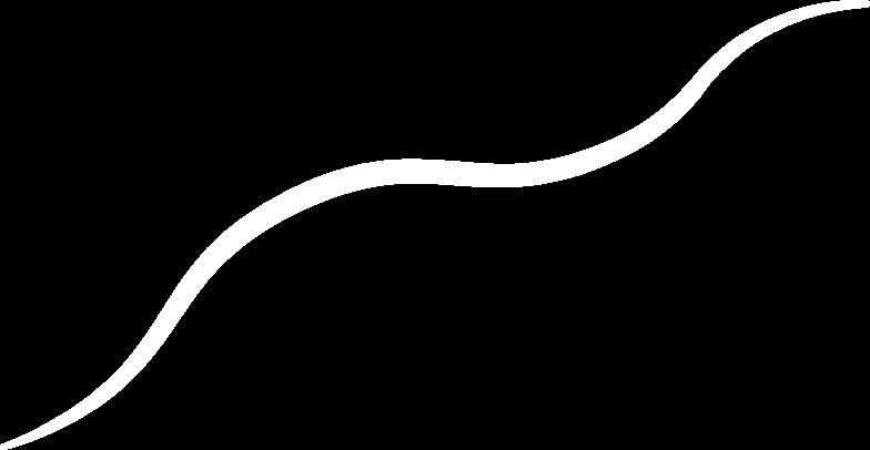 wavy line Clipart illustration in PNG, SVG
