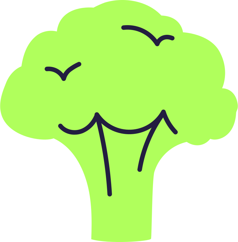style broccoli Vector images in PNG and SVG | Icons8 Illustrations