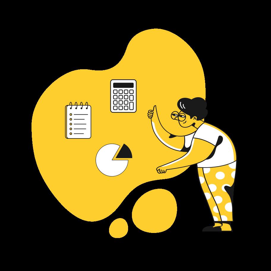 School props Clipart illustration in PNG, SVG