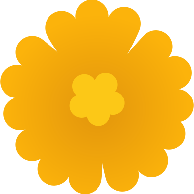 style yellow flower images in PNG and SVG | Icons8 Illustrations