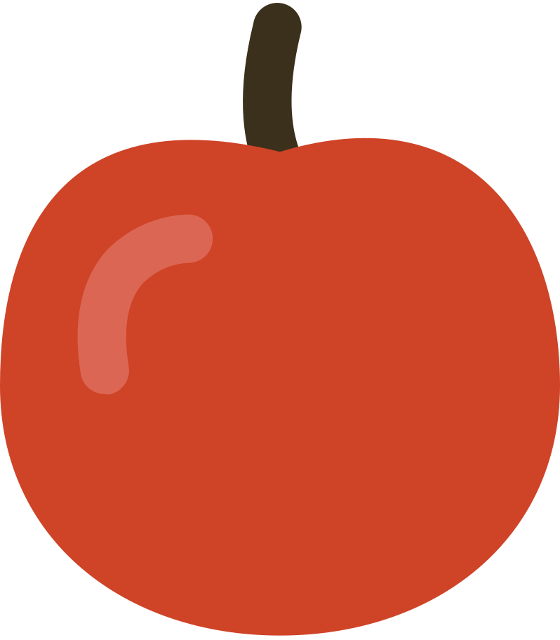 style picnic apple Vector images in PNG and SVG | Icons8 Illustrations