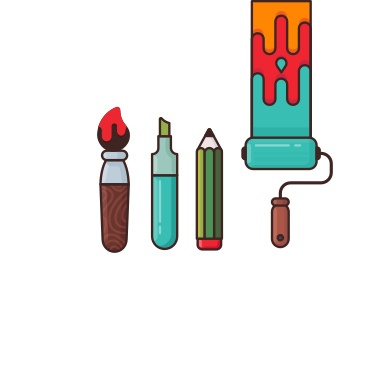 style Color tools images in PNG and SVG | Icons8 Illustrations