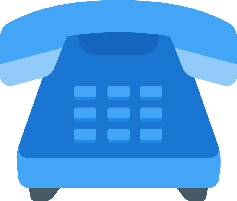 office phone Clipart illustration in PNG, SVG