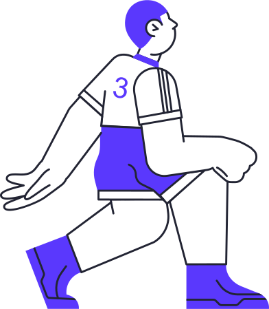 style table tennis player images in PNG and SVG | Icons8 Illustrations