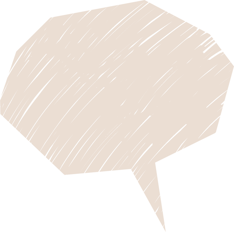speech baloon Clipart illustration in PNG, SVG