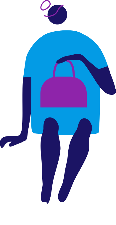 style y waiting woman images in PNG and SVG | Icons8 Illustrations