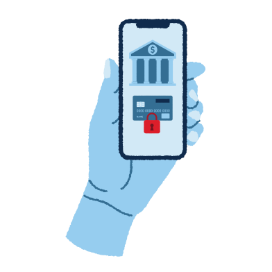 style Online banking images in PNG and SVG | Icons8 Illustrations