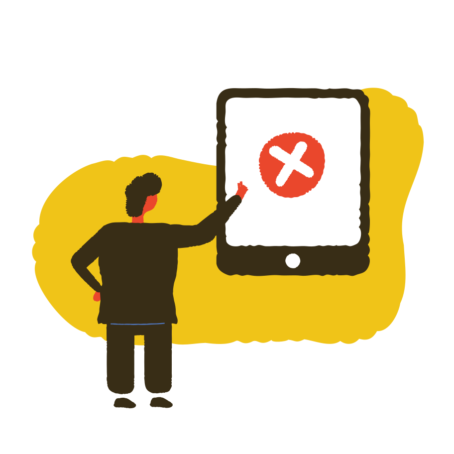 style Delete confirmation Vector images in PNG and SVG | Icons8 Illustrations