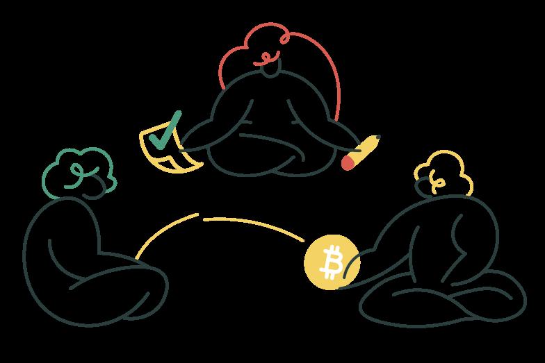 Ilustração de clipart de Transação aprovada em PNG e SVG