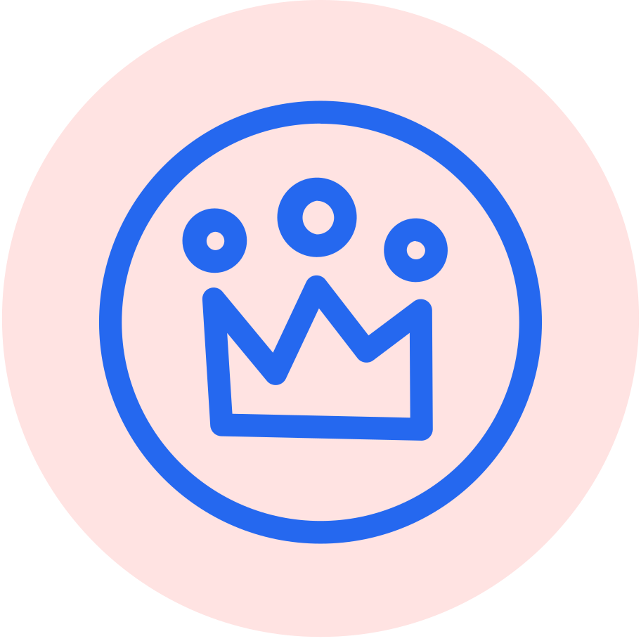 royal sticker Clipart illustration in PNG, SVG