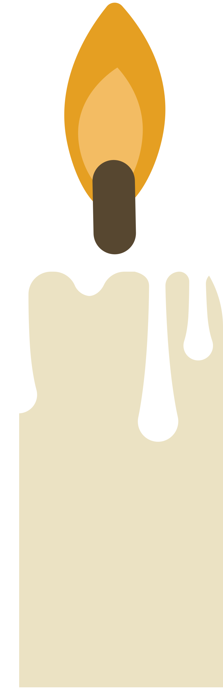 candle のPNG、SVGクリップアートイラスト