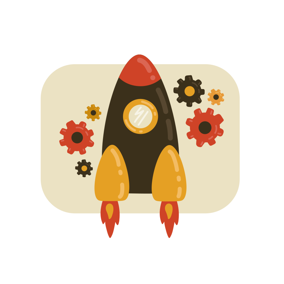 style Rocket service Vector images in PNG and SVG | Icons8 Illustrations