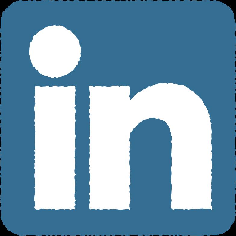 social media linkedin Clipart illustration in PNG, SVG