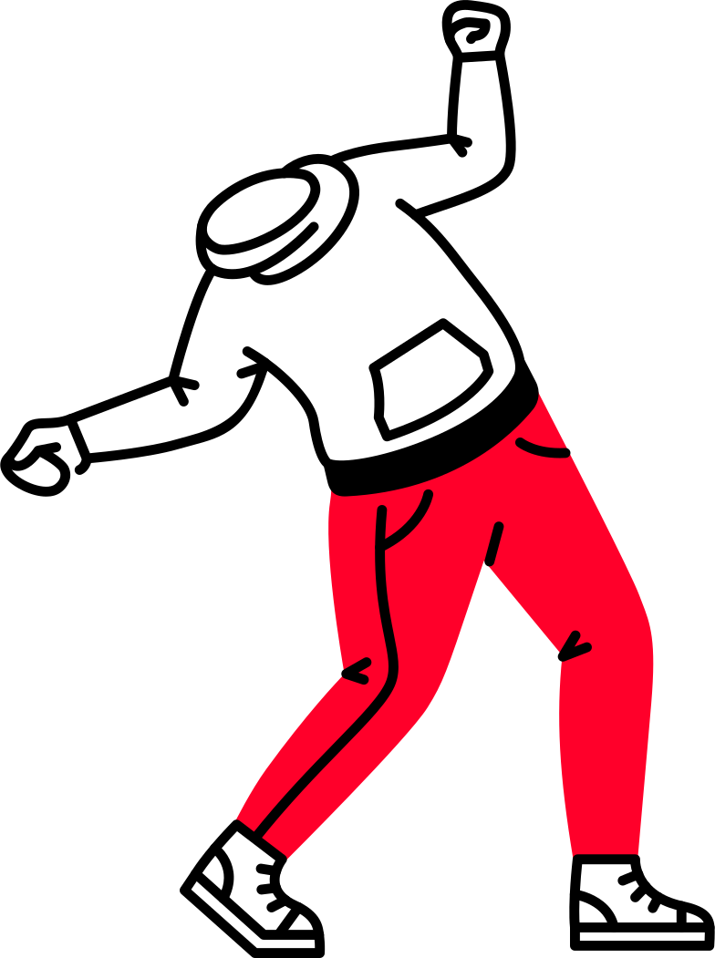 man without head Clipart illustration in PNG, SVG