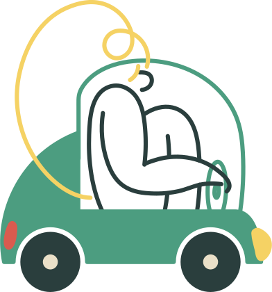 style girl in a car images in PNG and SVG | Icons8 Illustrations
