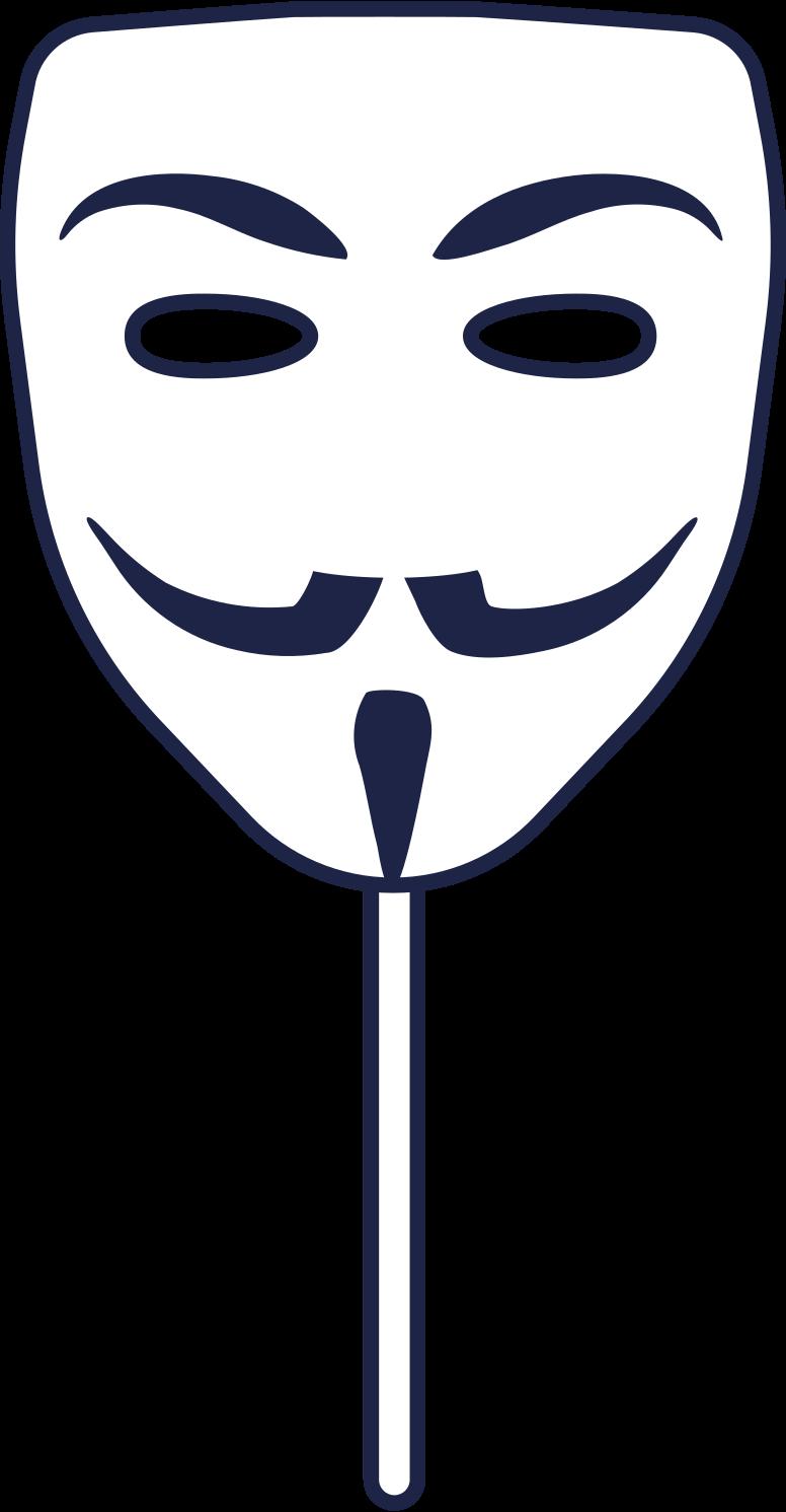 carnival mask Clipart illustration in PNG, SVG
