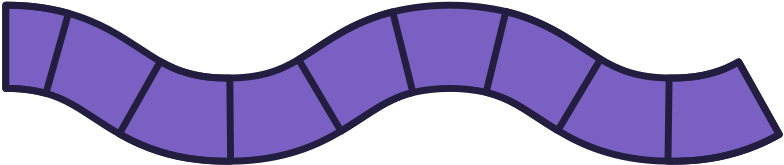 strip Clipart illustration in PNG, SVG