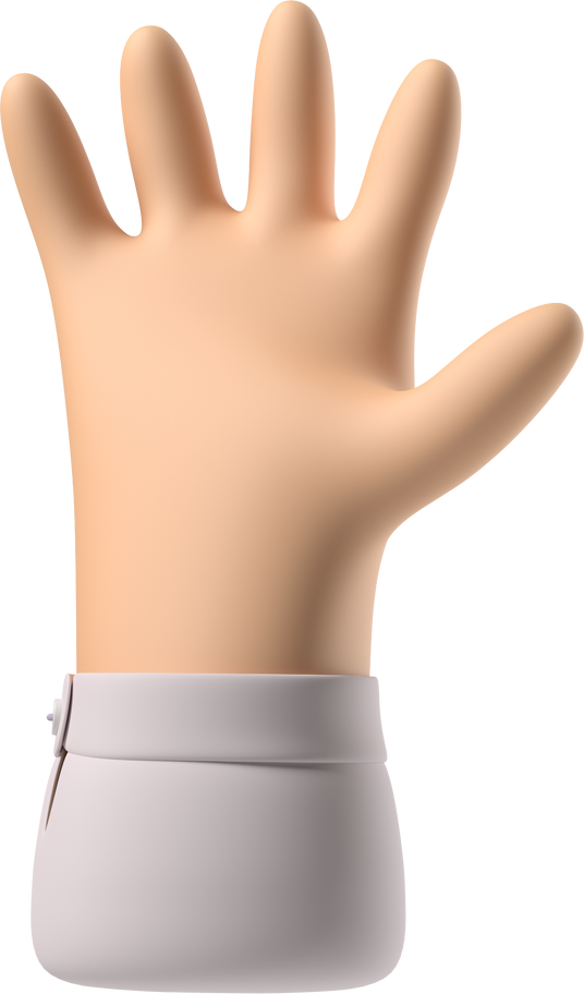 style hand with fingers splayed Vector images in PNG and SVG   Icons8 Illustrations