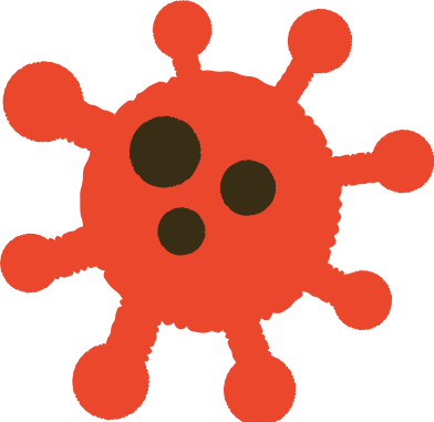 style coronavirus molecule images in PNG and SVG | Icons8 Illustrations