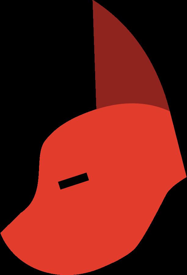 cat mask Clipart illustration in PNG, SVG