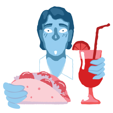 style Lunch time images in PNG and SVG | Icons8 Illustrations