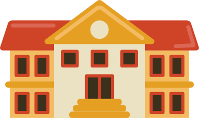 style school building images in PNG and SVG | Icons8 Illustrations