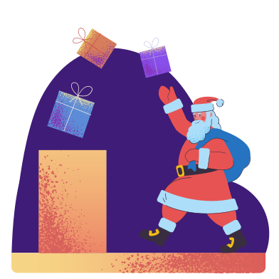 style Christmas gifts images in PNG and SVG   Icons8 Illustrations