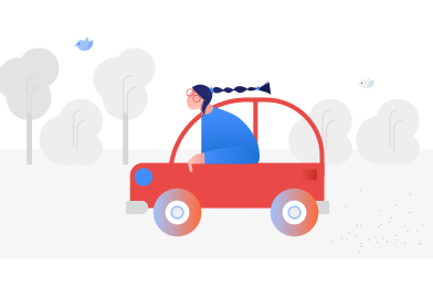 style Driving to party images in PNG and SVG | Icons8 Illustrations