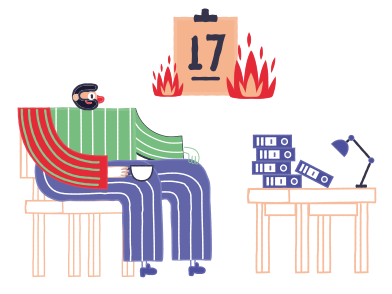 style Deadline images in PNG and SVG   Icons8 Illustrations
