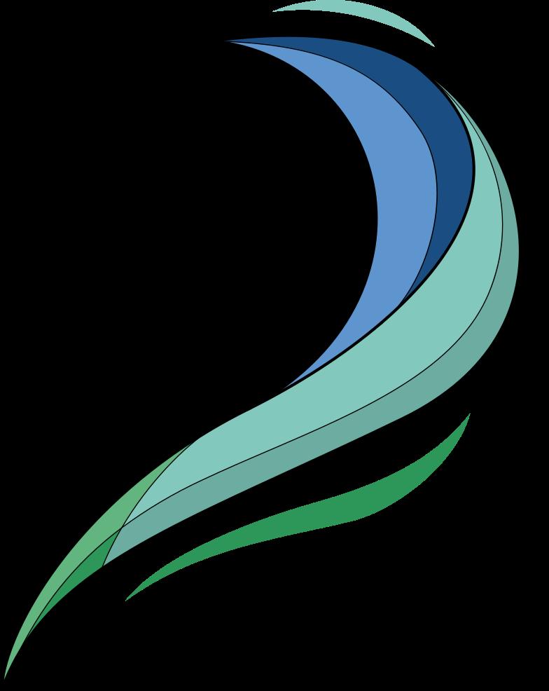 wave Clipart illustration in PNG, SVG
