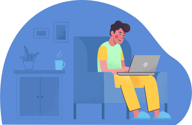 style Work at home images in PNG and SVG | Icons8 Illustrations