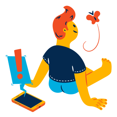 style Tired of devices images in PNG and SVG | Icons8 Illustrations