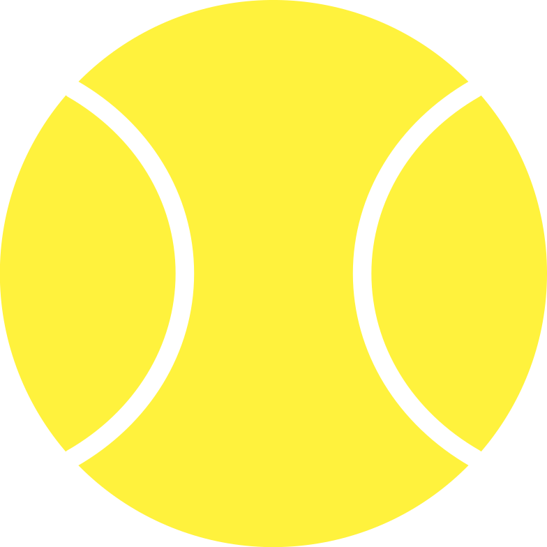 tennis ball Clipart illustration in PNG, SVG