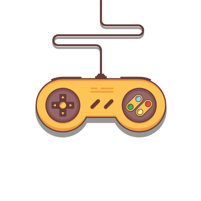 style Super Nintendo gamepad images in PNG and SVG | Icons8 Illustrations
