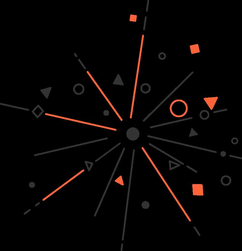 success 2  fireworks Clipart illustration in PNG, SVG