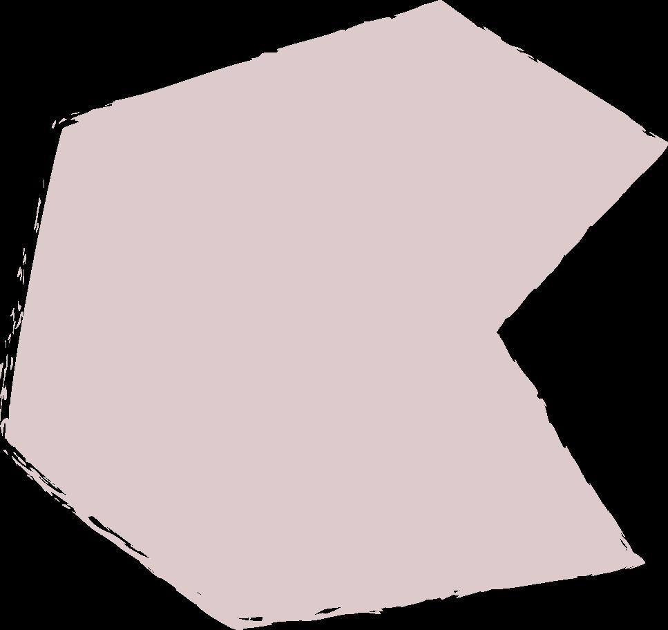 polygon-dark-pink Clipart illustration in PNG, SVG