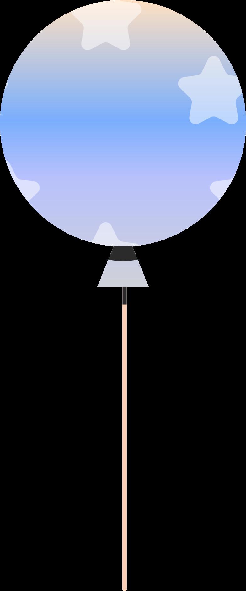 Ilustração de clipart de balão em PNG e SVG