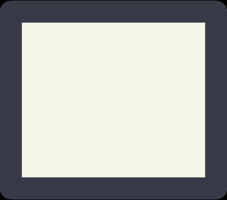 rectangle Clipart-Grafik als PNG, SVG