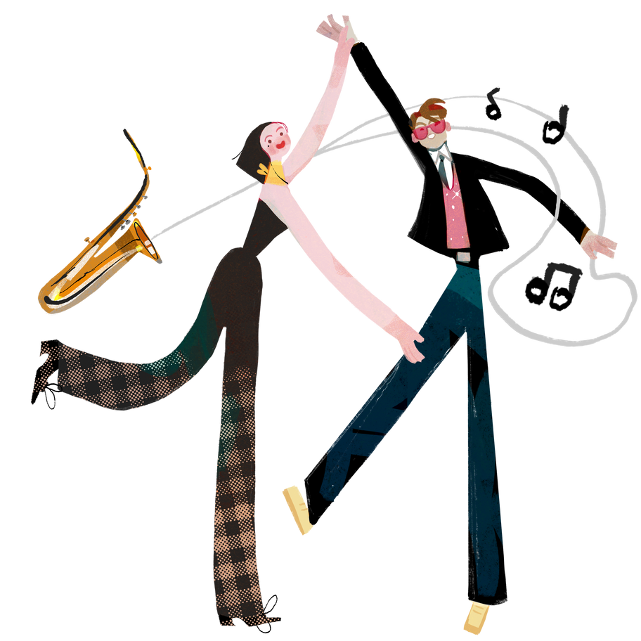 style Dance images in PNG and SVG | Icons8 Illustrations
